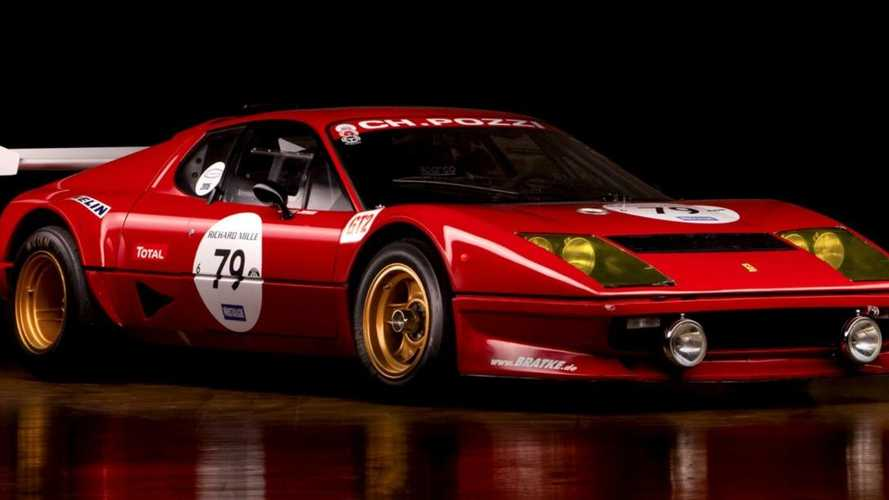 This 1980 Ferrari 512 BB shows winning isn't everything