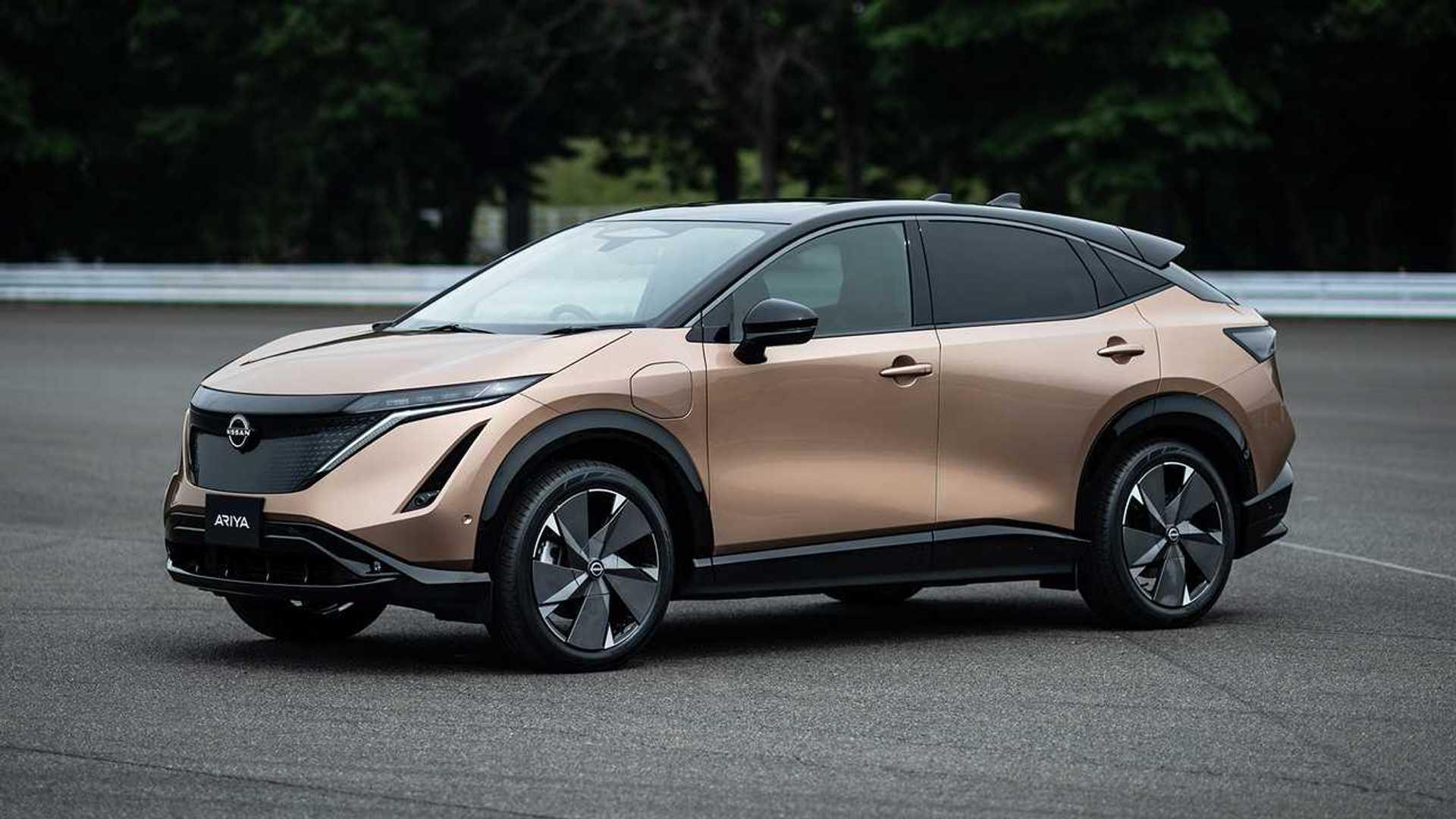 Nissan Ariya (2020) - Un nouveau SUV électrique entre dans la danse