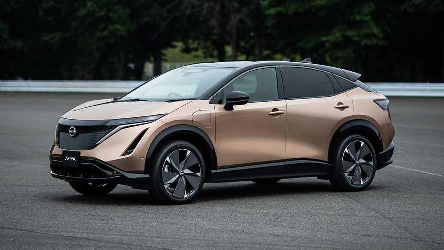 Nissan Ariya (2020)