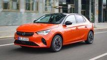 Opel Corsa-e, prova su strada