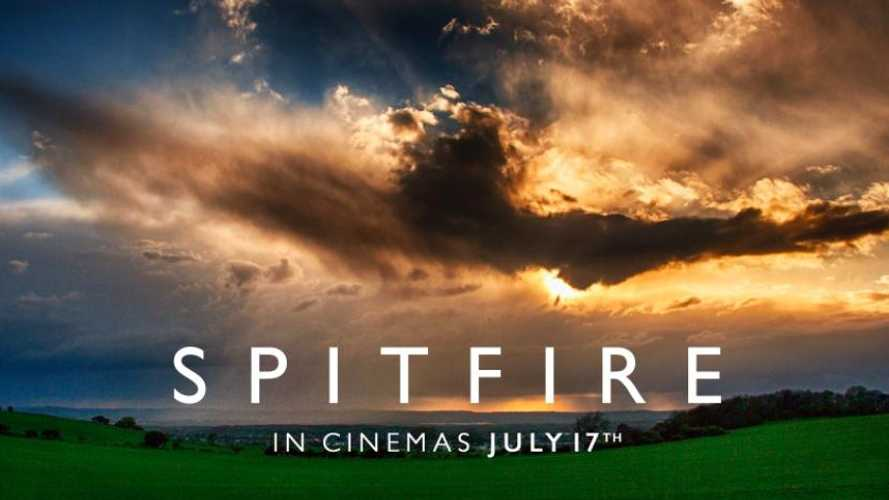 Special UK preview for Spitfire documentary on July 17