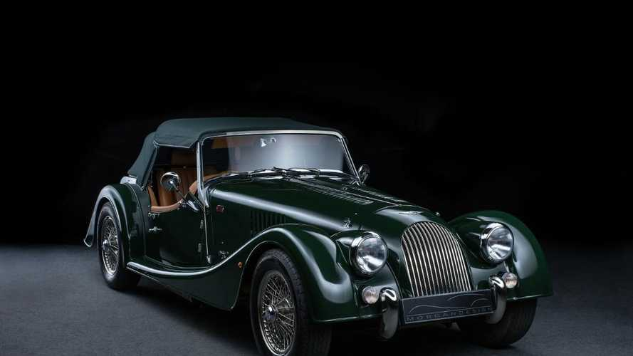 Hotel offers Morgan 4/4 for hire to drive the North Coast 500