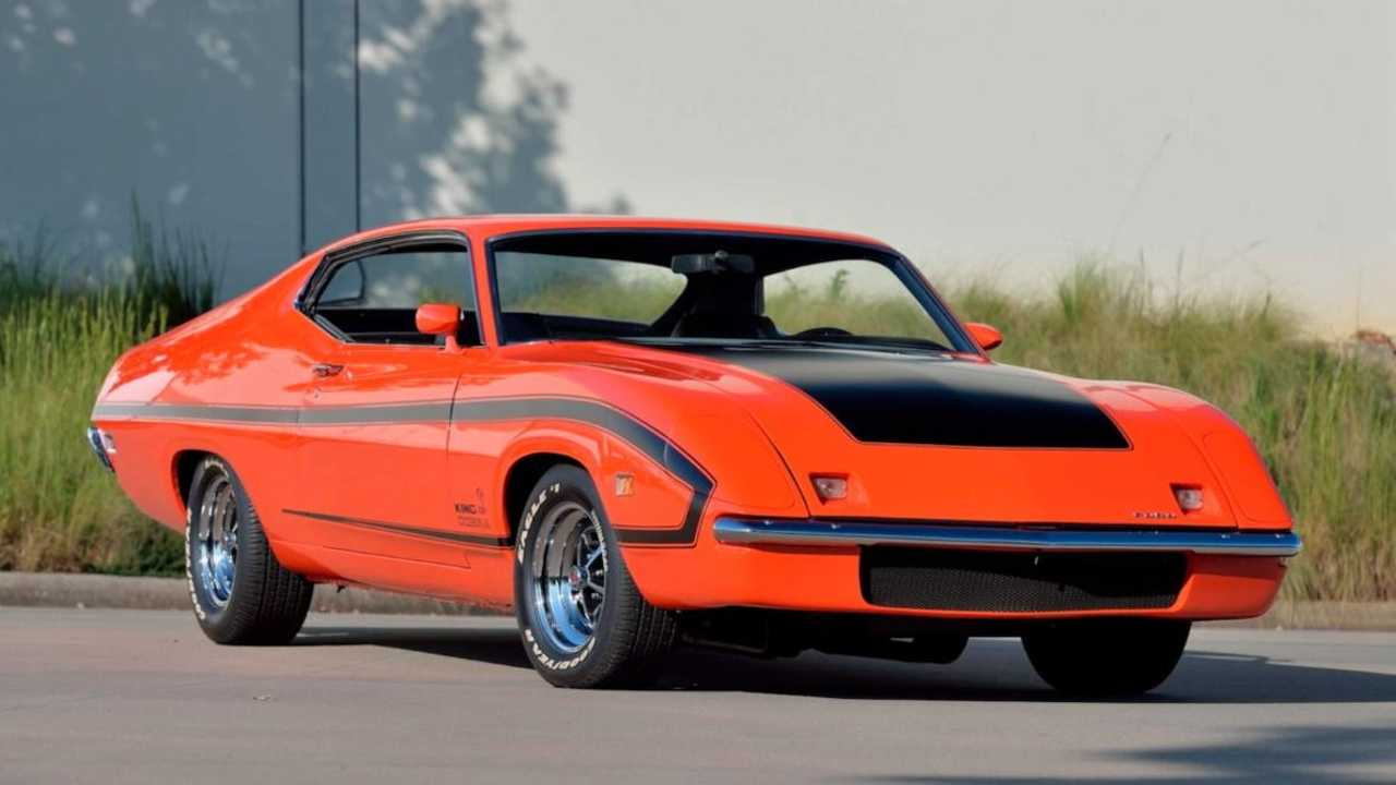 Ford's Torino King Cobra is the Superbird rival that never raced