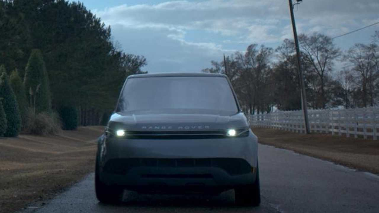 This is the 2030 Range Rover Sport*