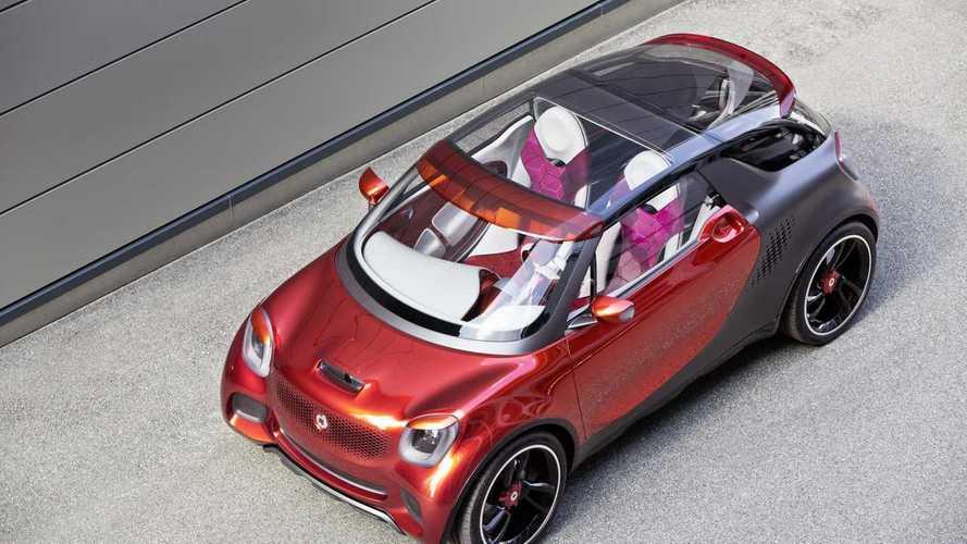 smart Forstars, prototipo SUV