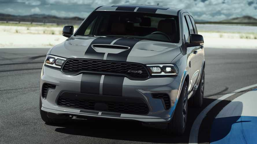 2021 dodge durango srt hellcat | motor1 photos