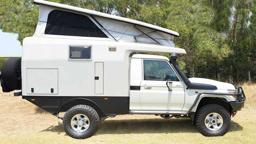 This EarthCruisers Outback-Worthy Motorhome Is As Good As Overlanding Gets