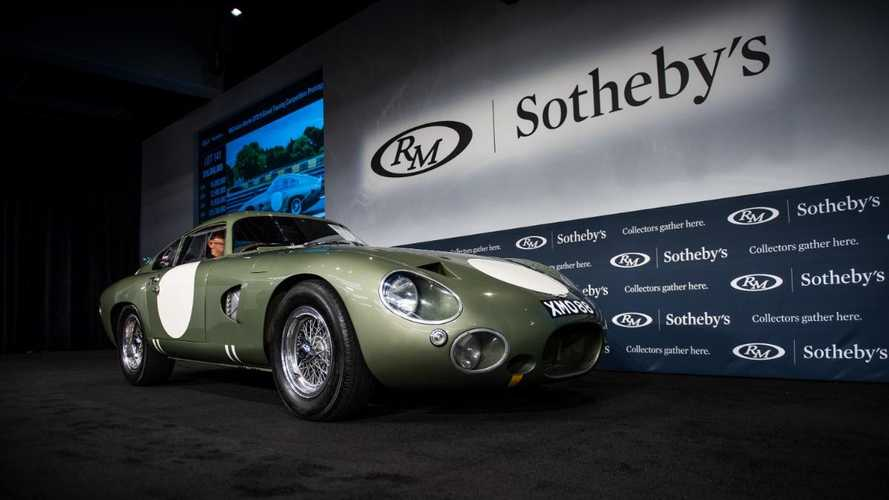 Monterey Car Week: day two auction results