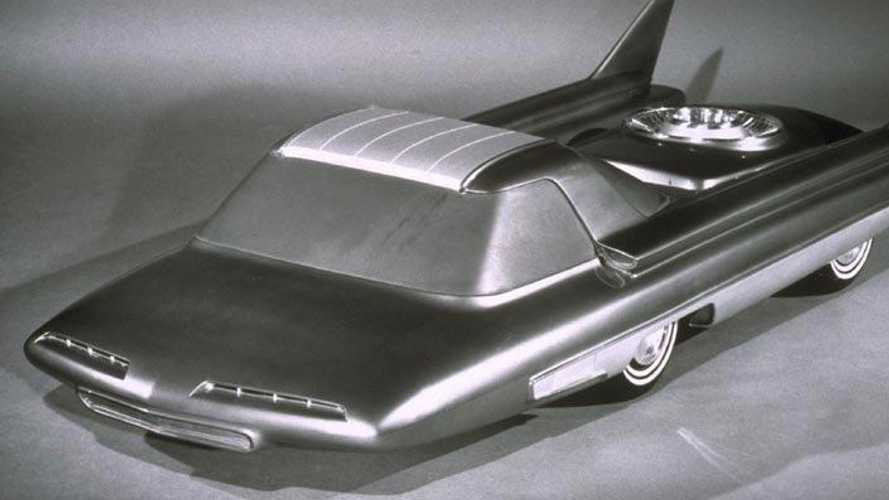 Ford Nucleon: the 1957 nuclear-powered car for the masses