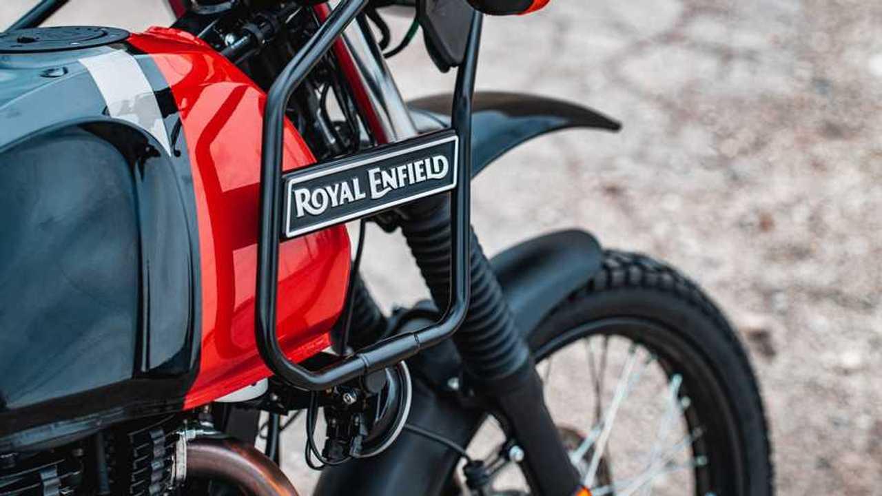 2021 Royal Enfield Himalayan