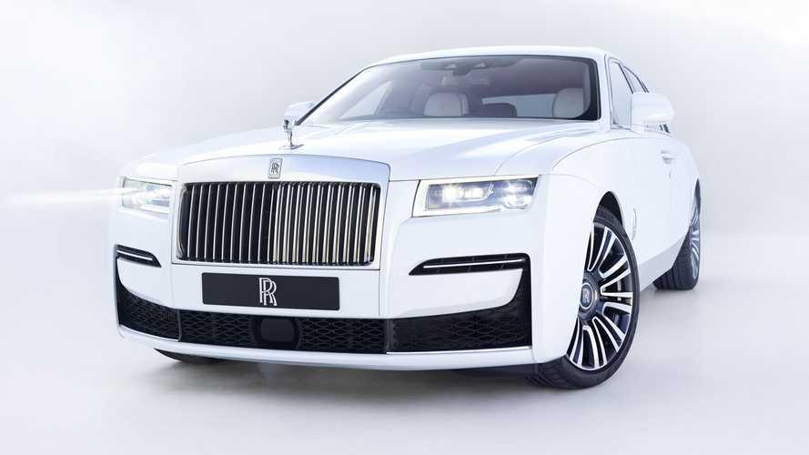 Nuova Rolls-Royce Ghost, il lusso punta sulla tecnologia