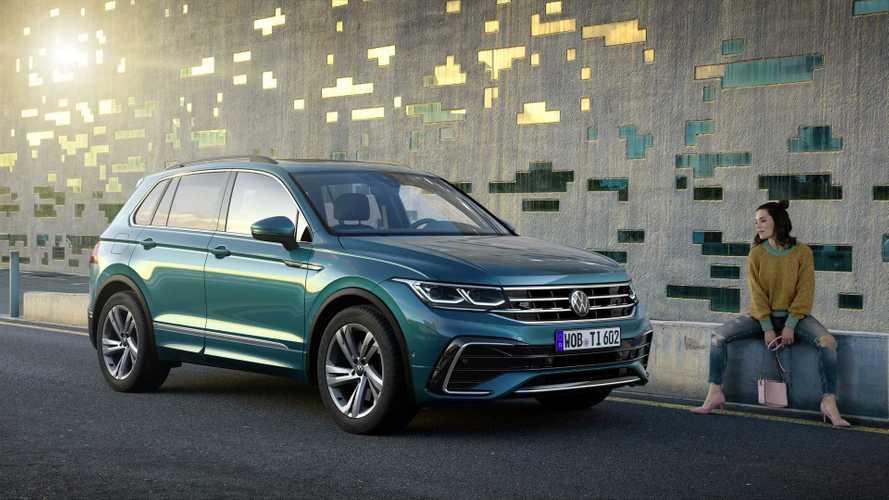 Volkswagen обновил, «зарядил» и электрифицировал Tiguan