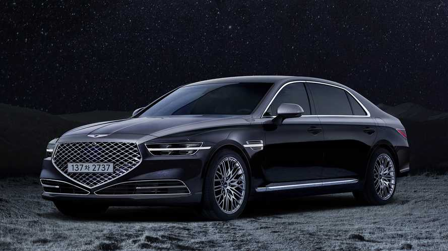 2021 Genesis G90 Gets Spacey With Limited-Edition Stardust Model