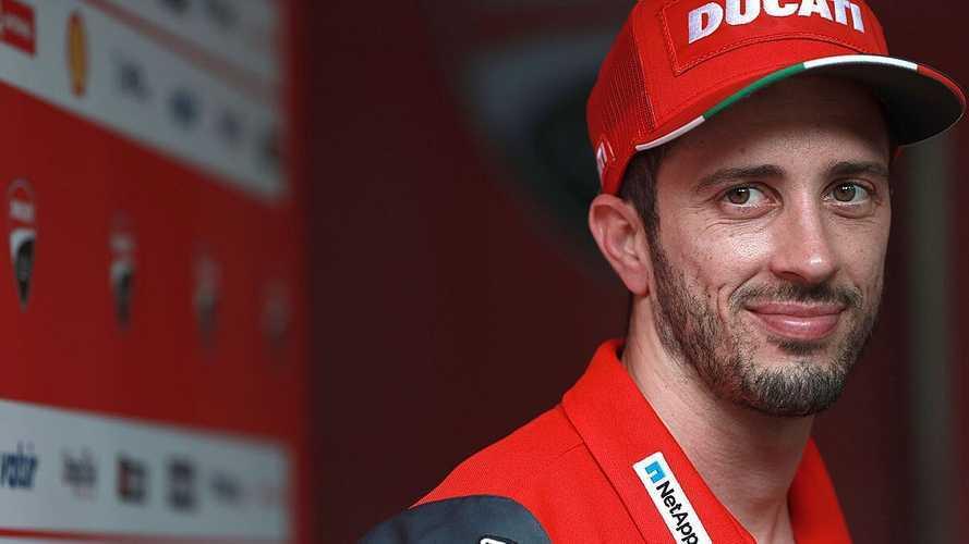 """Dovizioso: """"Correr este año con Aprilia no está en el plan"""""""