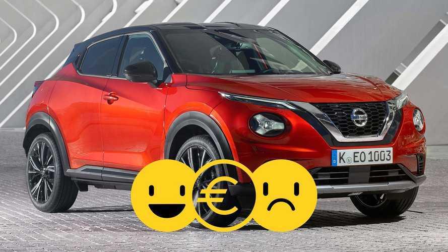 Promozione nuovo Nissan Juke, perché conviene e perché no