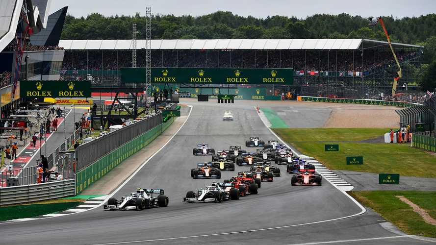Silverstone offered to host 12 F1 races in 2020