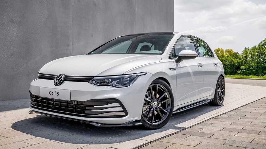 La Volkswagen Golf passe chez Oettinger pour un pack aérodynamique
