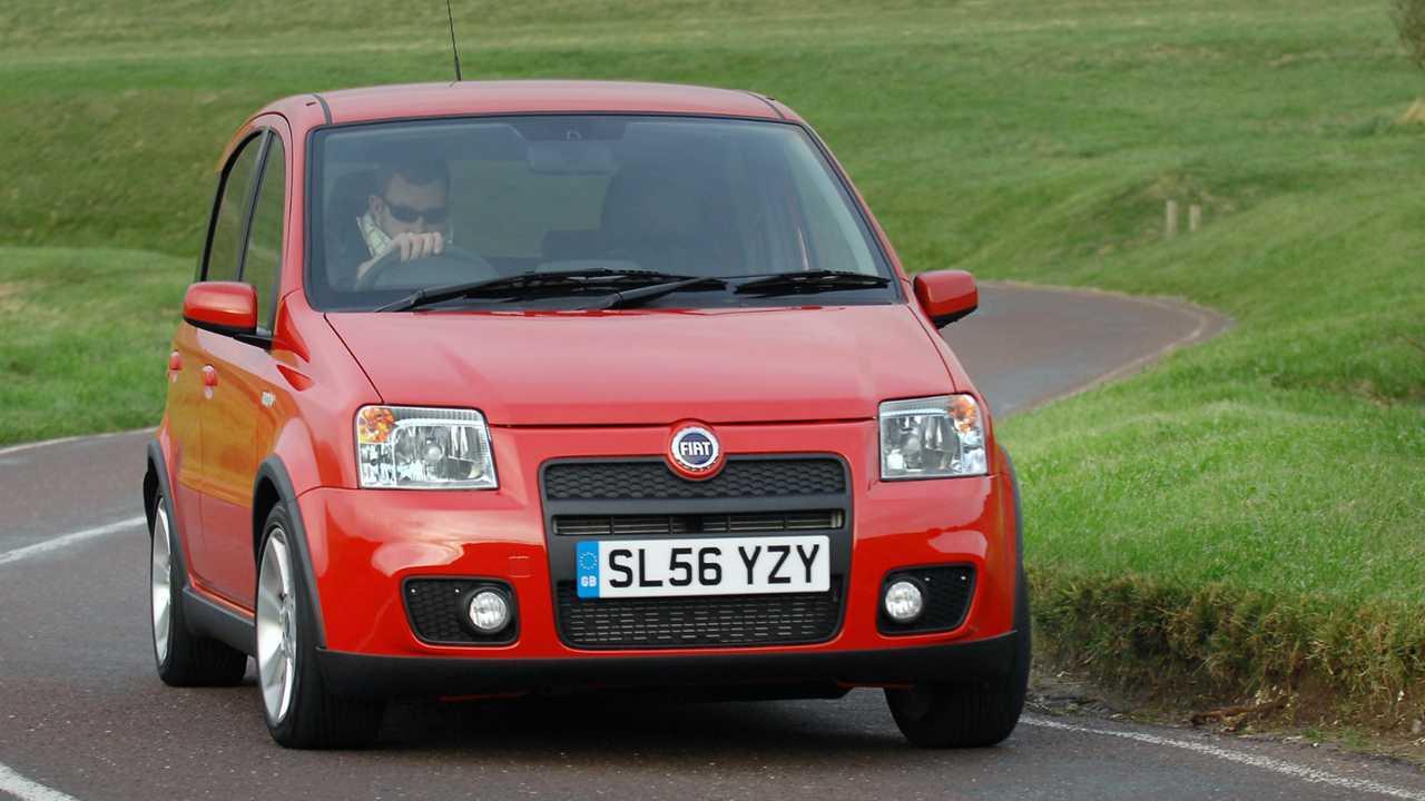 2006: Fiat Panda 100HP