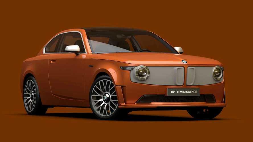 BMW: 1º elétrico da marca  de 1972 é reinterpretado em conceito moderno