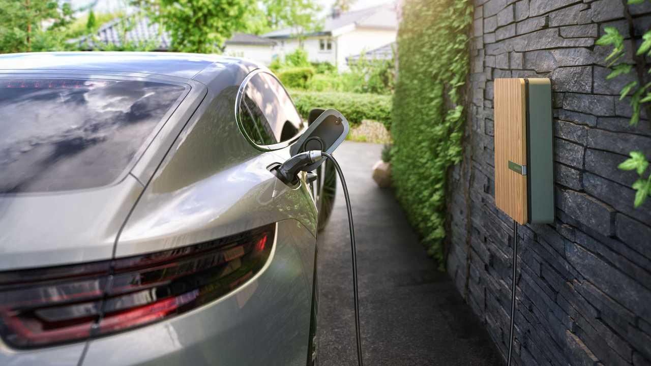 Andersen Porsche home charger