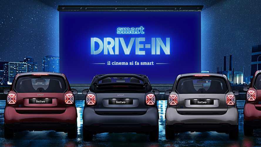 smart DRIVE-IN, cinema all'aperto per due anteprime Fandango