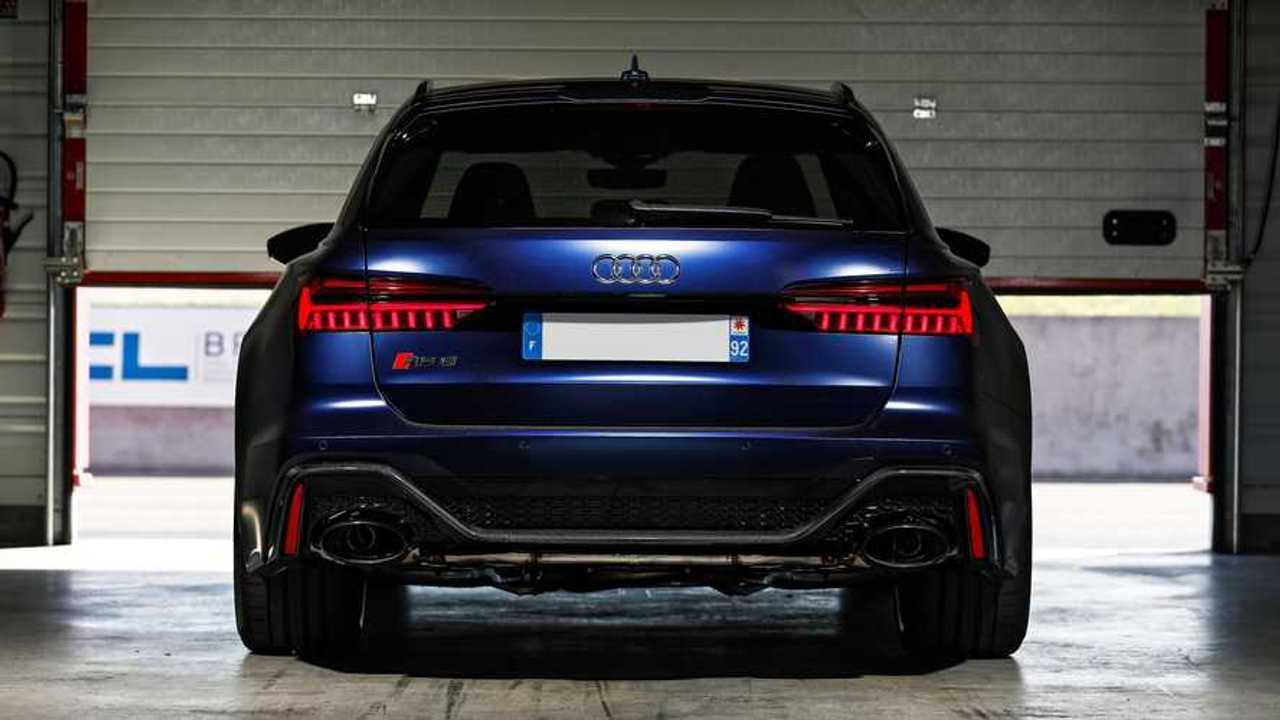 Essai Audi RS 6 Avant