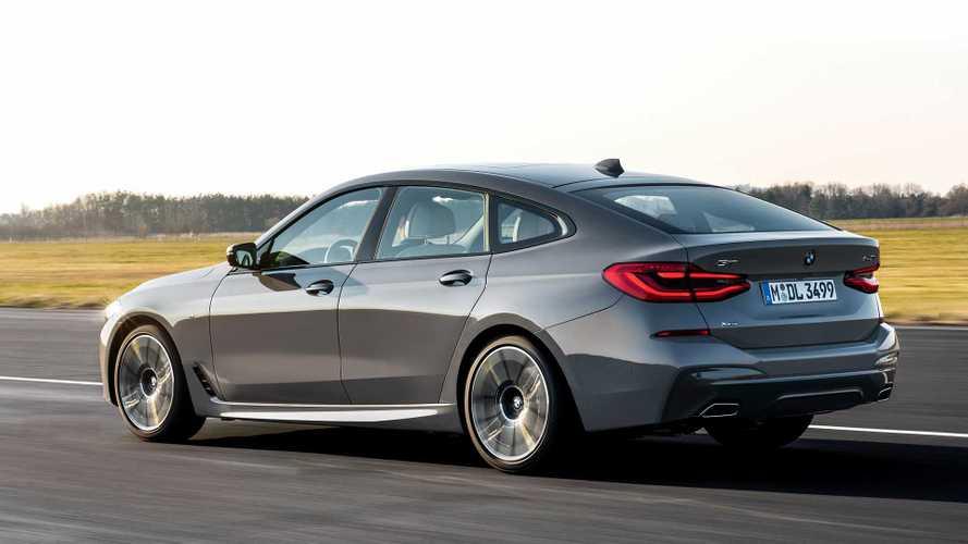 El nuevo BMW Serie 6 Gran Turismo 2020 ya tiene precios