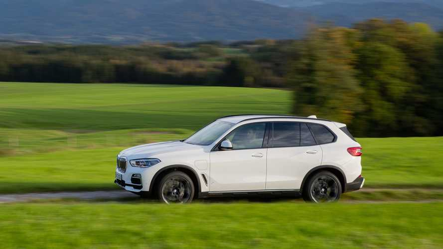 BMW Group Reveals Its Position In The Plug-In EV Market: April 2020