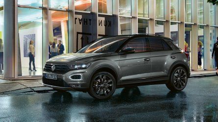 New Volkswagen T-Roc Black Edition comes in at £23,750