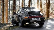 Porsche Syberia RS H&R