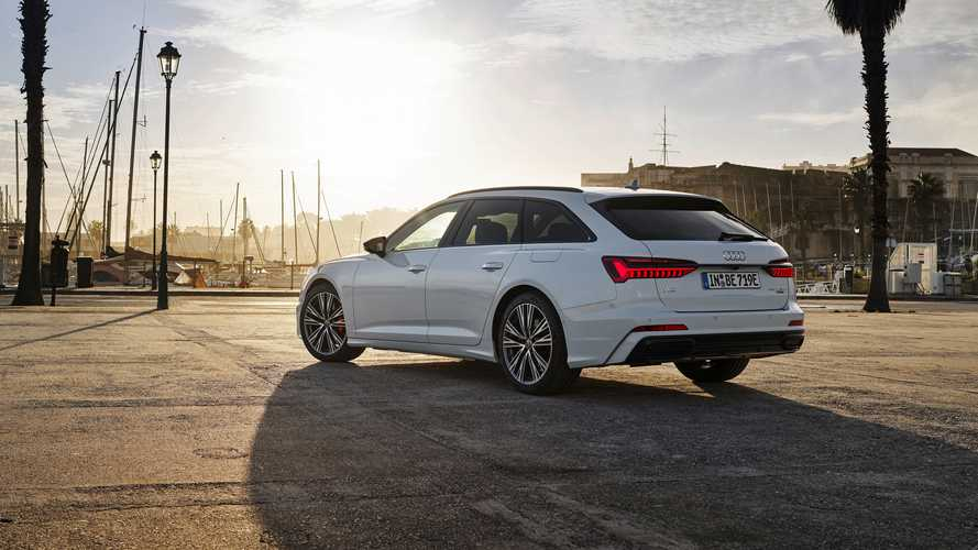 Audi A6 Avant TFSIe quattro 2020