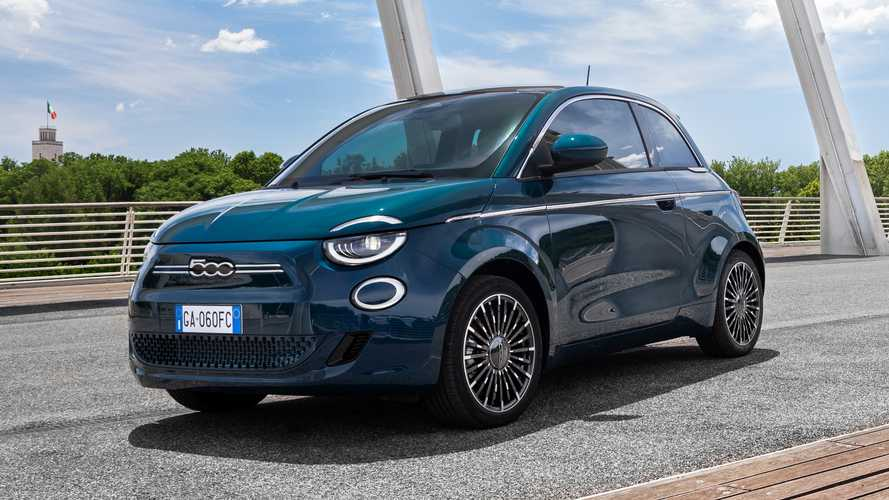 All-new, all-electric Fiat 500 will cost just under £20,000