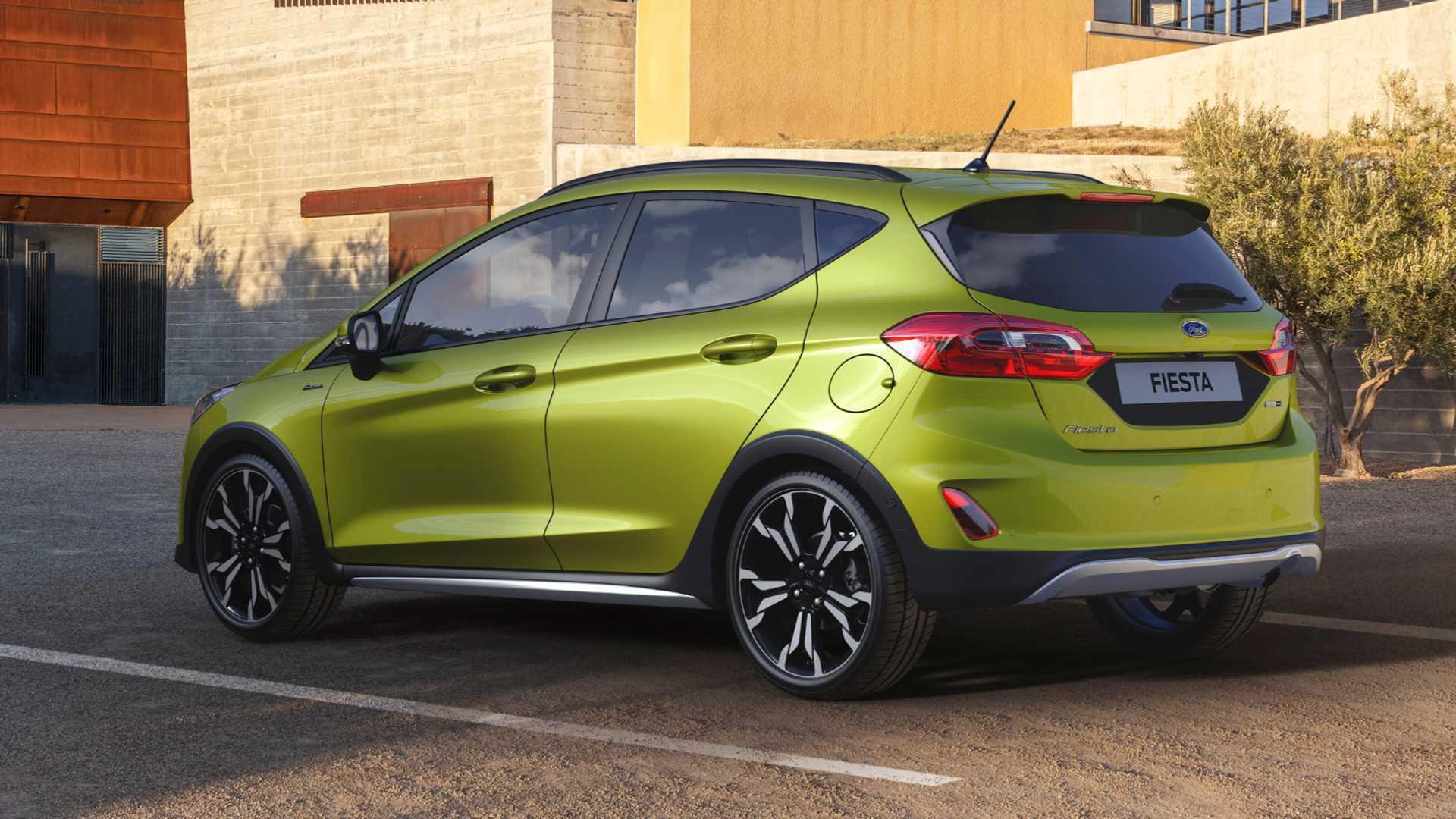2020 Ford Fiesta Photos