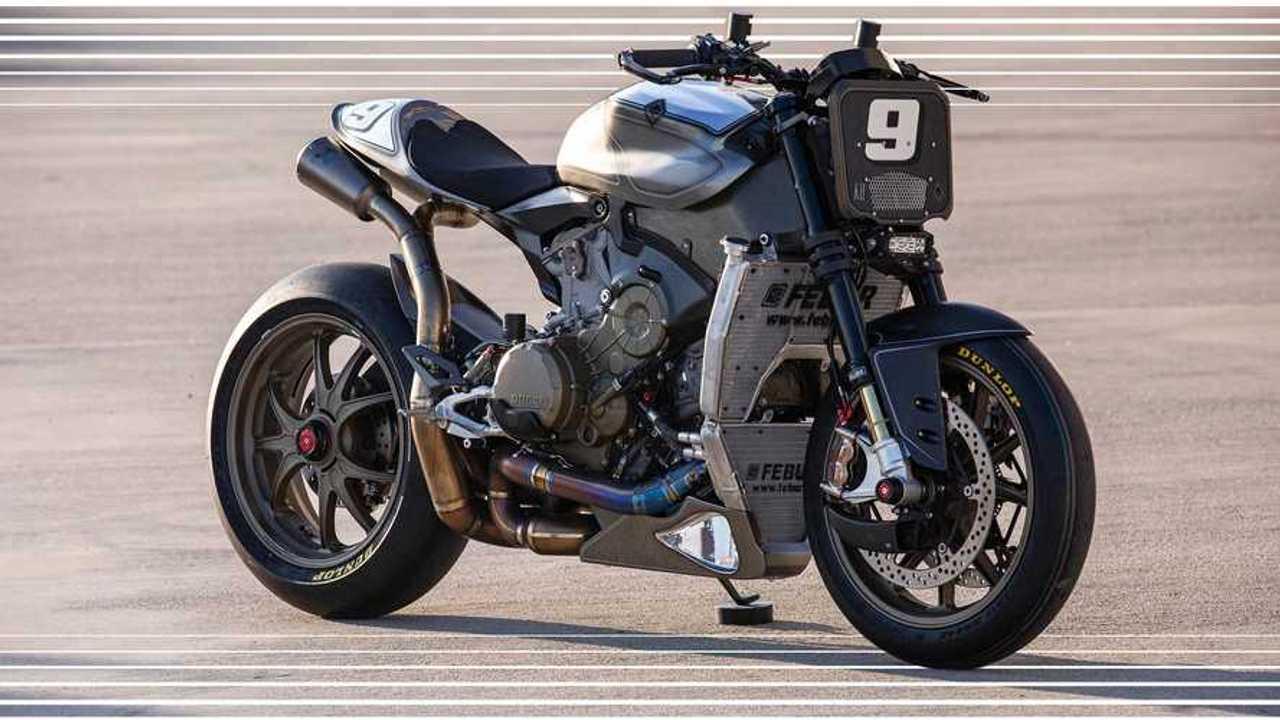 RSD Ducati 1199 Superleggera