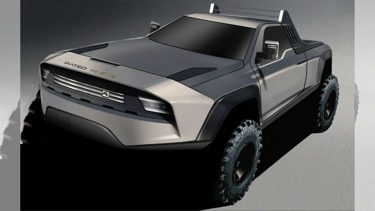 H2X Ute Is A FCEV Pickup Truck That Will Compete With The Nikola Badger