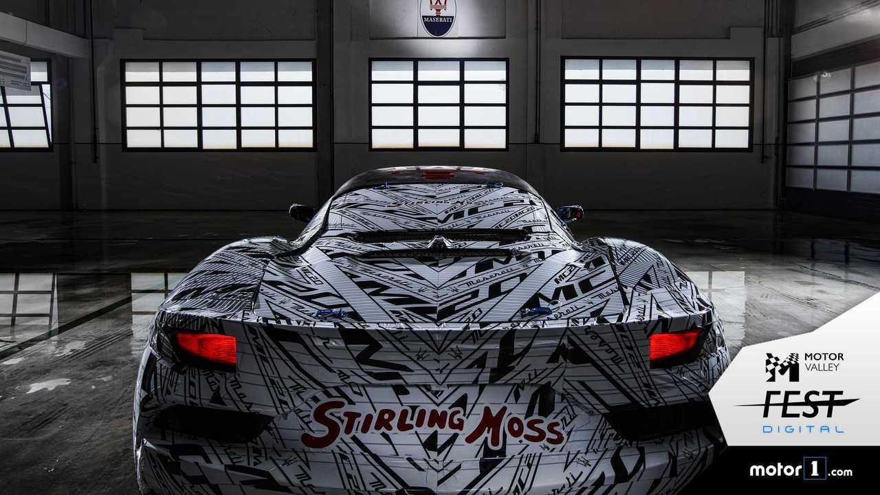 Maserati MC20 Stirling Moss MVF