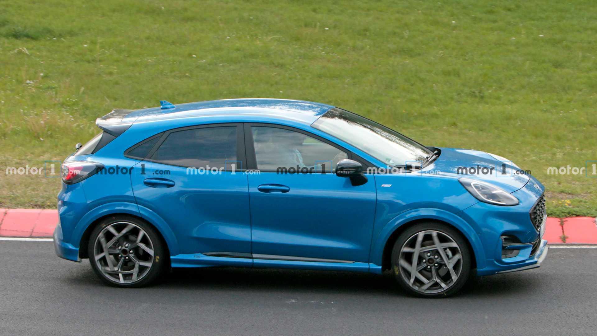 2020 Ford Puma 35