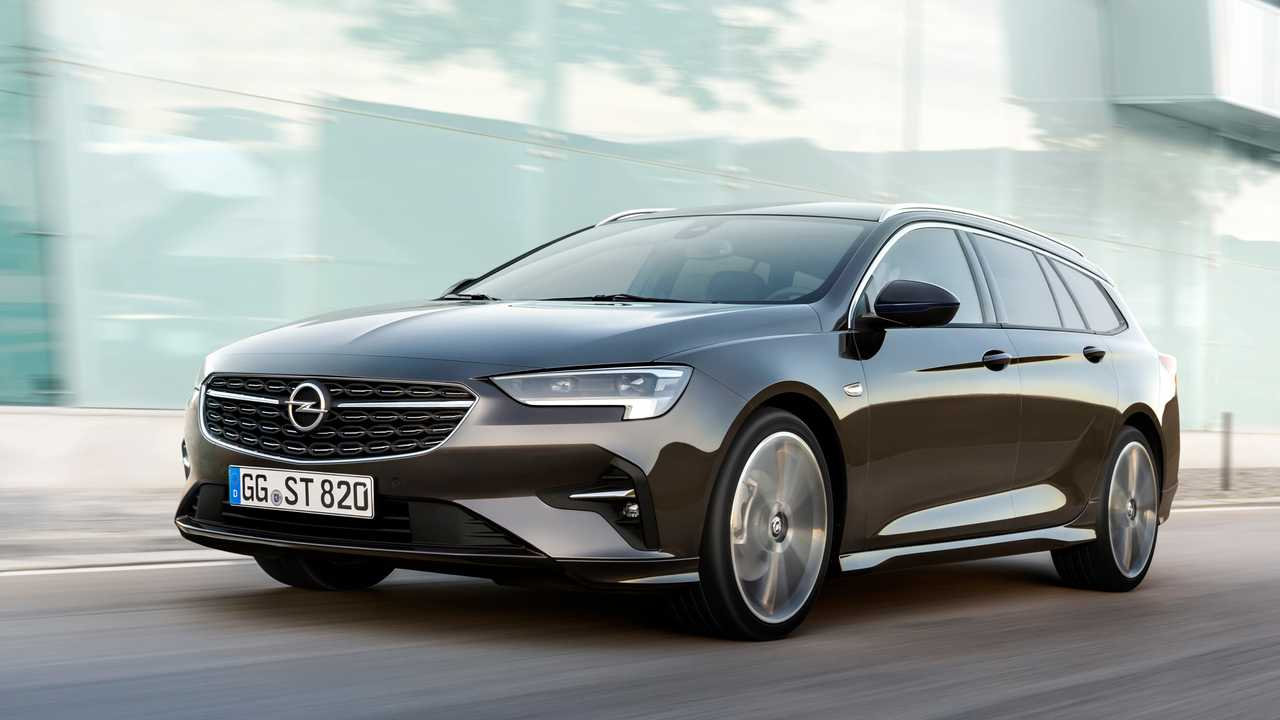 6 - Opel Insignia Sports Tourer