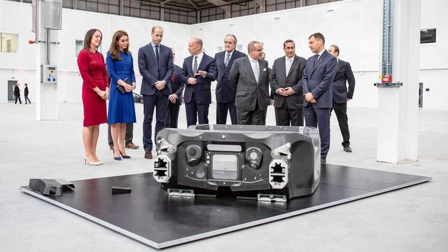 McLaren MTCT opening