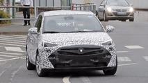 Photos espion Opel Corsa 2018
