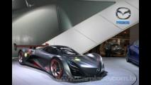 Salão de Detroit 2008: Mazda Furai Concept tem motor 100% à álcool