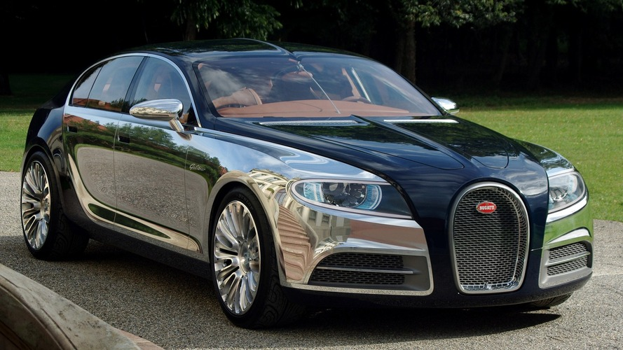 Bugatti Royale electric saloon coming in 2023?
