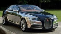 Bugatti Royale Elektro-Limousine könnte 2023 kommen