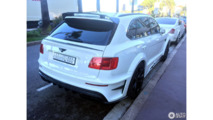 Mansory Bentley Bentayga