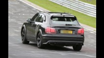 600 HP'lik Bentley Bentayga Speed Nürburgring'de Yakalandı