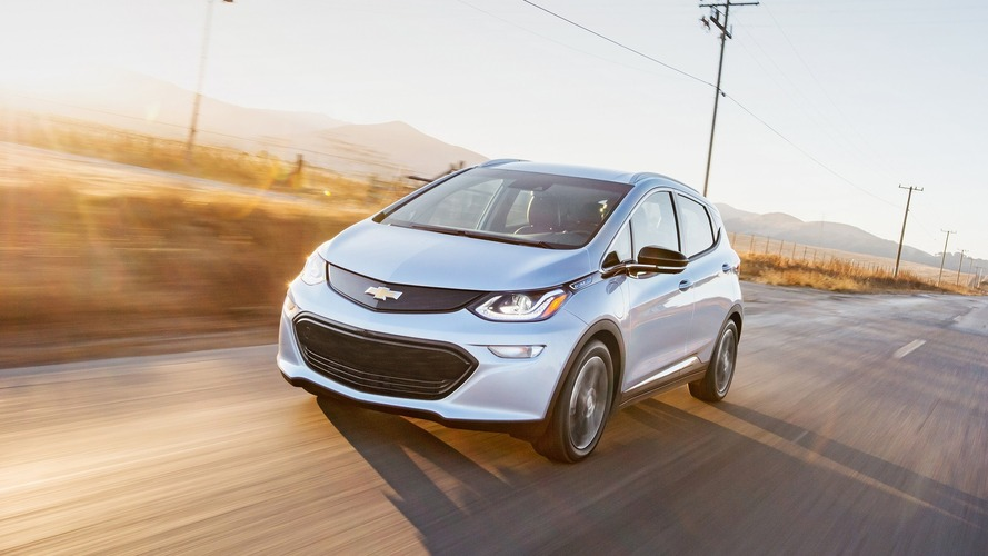 Burgess: Chevy Bolt proves second place wins the race
