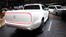 Mercedes X-Class pickup concept