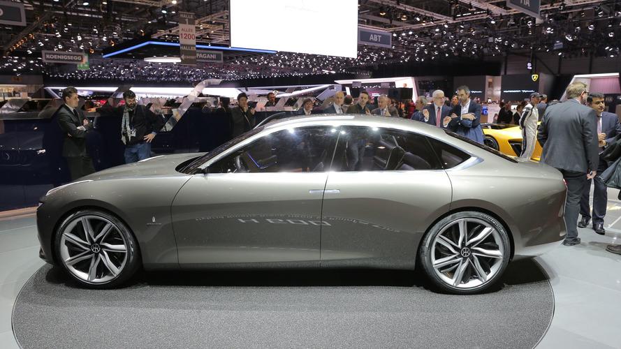Pininfarina H600 2020'ye kadar üretime girecek
