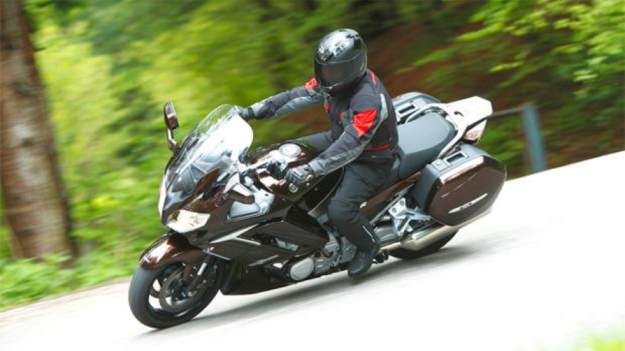 Yamaha FJR1300 AS – TEST