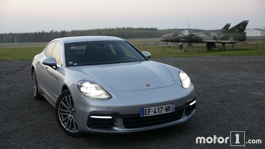 Essai Porsche Panamera  4S - Une Porsche, sans aucun doute